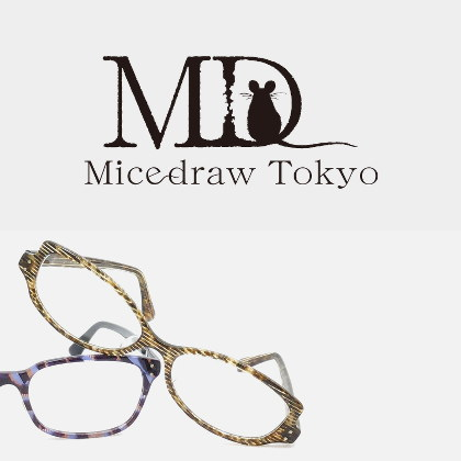 Micedraw-Tokyo(眼鏡めがねメガネ・いわき市平LATOV3F 大平眼鏡店)