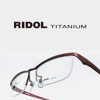 RIDOL(眼鏡めがねメガネ・いわき市平LATOV3F 大平眼鏡店)