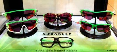 OAKLEY<オークリー>Green Fade Collectionリオ オリンピック特別限定モデル