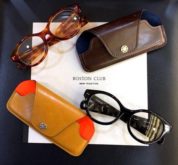BOSTON CLUB新作STUARTCol.01,02と小物