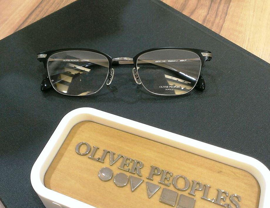 OLIVER PEOPLESWALSTON-J、BLACKTHORNE
