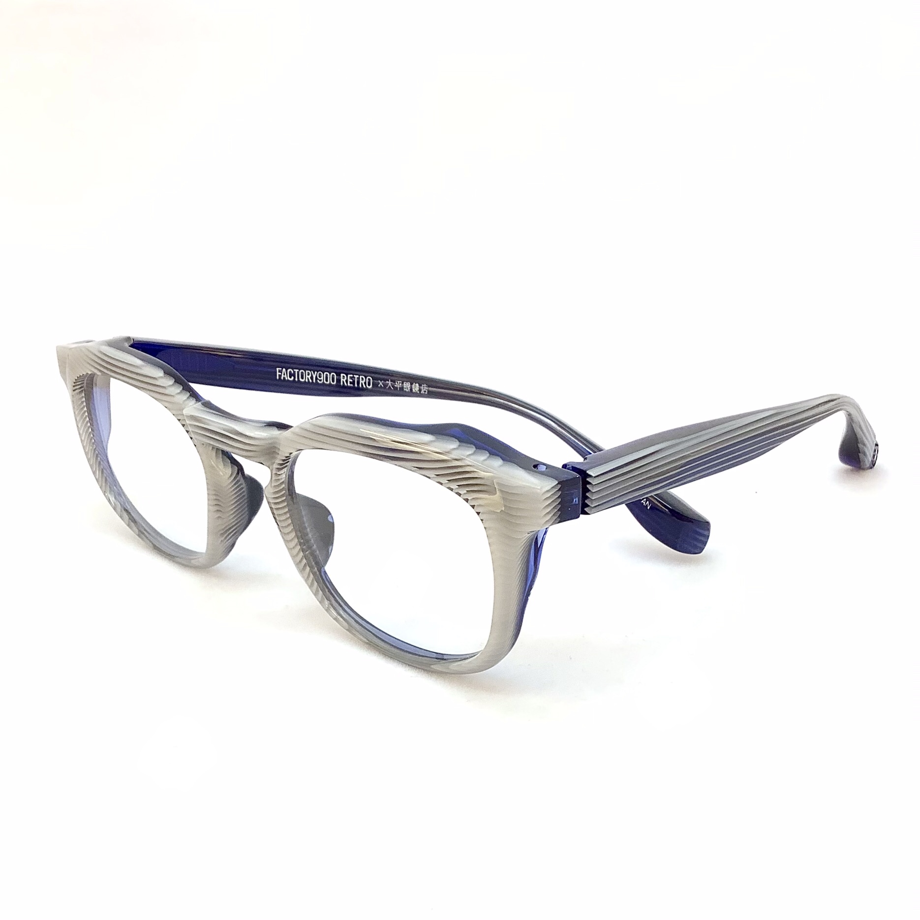 FACTORY 900 RETRO<ファクトリー900 レトロ>大平眼鏡店限定モデル(限定カラー)